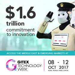 Gitex 2017 Oct 8 -12