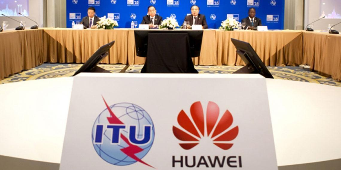 Huawei is committed to building a better connected world, said its