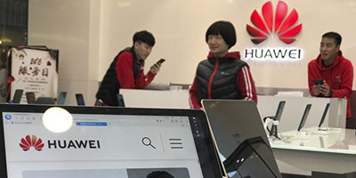 Chinese media describes US treatment of Huawei as 'despicable'
