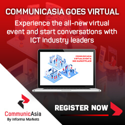 CommunicAsia 2020 Virtual Event